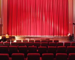 Telones para teatros en Madrid