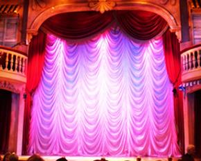 Butacas para teatros, cines y auditorios